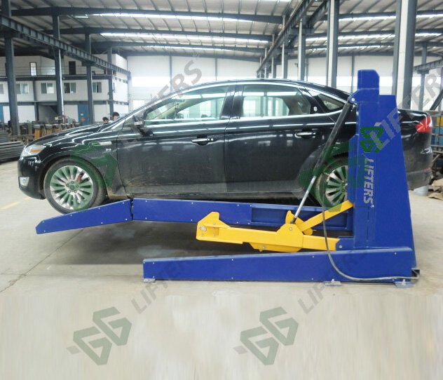 TILTING CAR PARKING LIFT